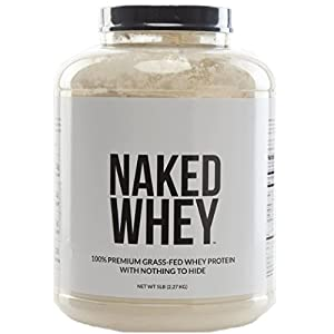 Undenatured 100% Grass Fed Whey Protein Powder
