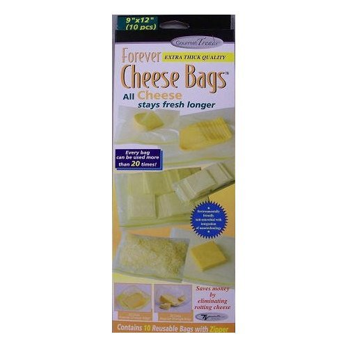 Gourmet Trends Forever Cheese bags 10 Bags trends brands свитер trends brands ss16 mini 9855 bg