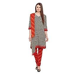 Pinkshink Women Cotton Dress Material k71