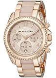 Michael Kors Women's Blair Rose Gold Watch