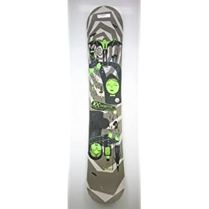 Used GNU Danny Kass Vertighoul Snowboard Only 155cm A #24211