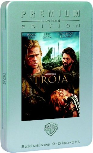 Troja (im Metallpack) [2 DVDs]