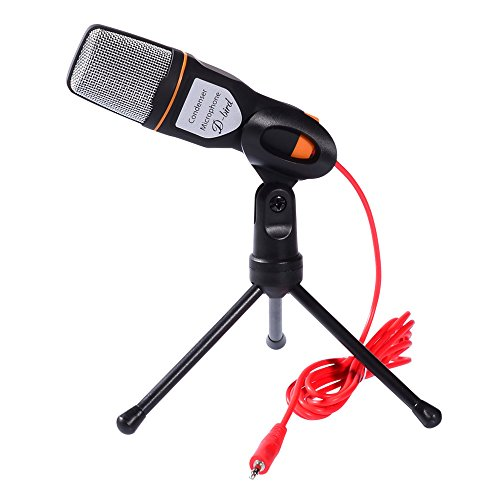 D-bird Professional Condenser Sound Podcast Studio Computer Microphone Recording Microphone