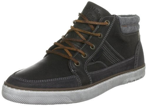 Björn Borg Men's Austin 01 Grey Lace Up Boot 1152079801 10 UK, 44 EU