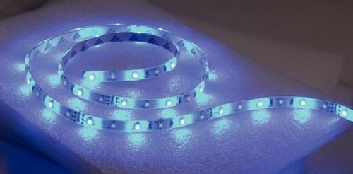 Th Marine Led-51951-Dp Flex Strip Rope Light, 24-Inch, Blue