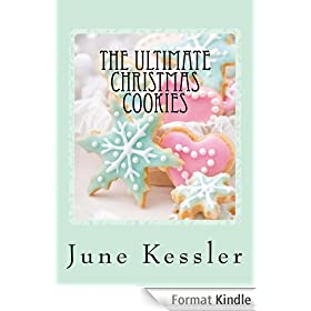 The Ultimate Christmas Cookies (In The Kitchen Cooking Book 3) (English Edition)