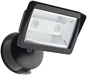 lithonia olfl 18w outdoor led wall flood light. Black Bedroom Furniture Sets. Home Design Ideas