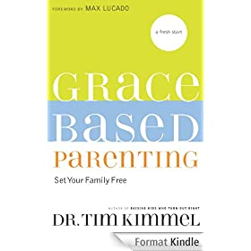 Grace-Based Parenting (English Edition)