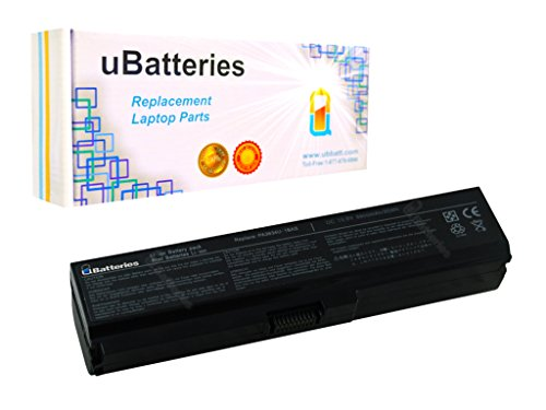 Click to buy UBatteries Laptop Battery Toshiba Satellite A665-S6093 - 8800mAh, 12 Cell - From only $62.95