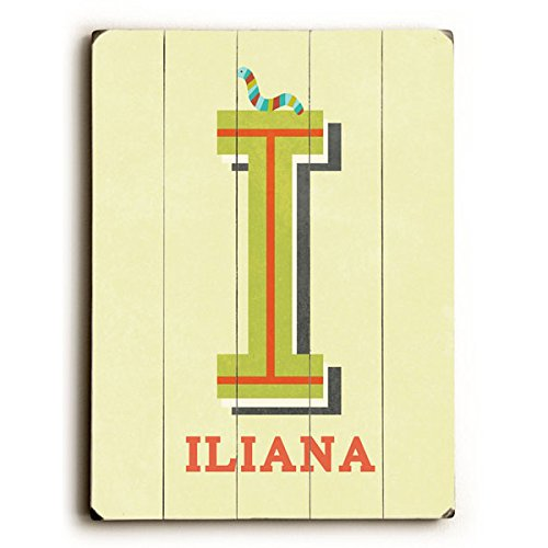 Personalized Alphabet Wall Art front-1034536