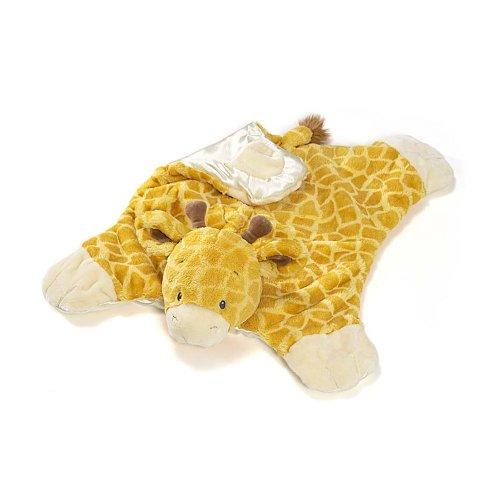 Giraffe Comfy Cozy Baby Blanket