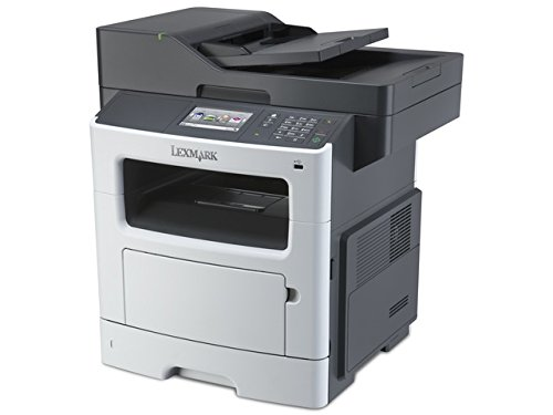 Lexmark MX511dhe Imprimante multifonction laser monochrome 47 ppm Noir