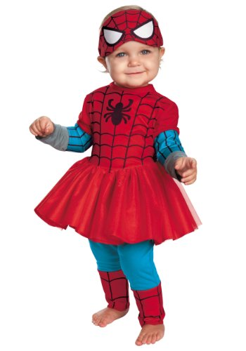 Disguise Costumes Marvel Spider-Girl Kutie Infant