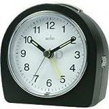 Acctim 13533 Freja Alarm Clock, Black