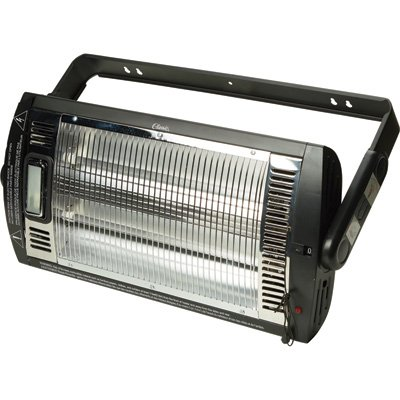 Ceiling-Mounted Workshop Heater with Halogen Light (Garage Heater 120 compare prices)