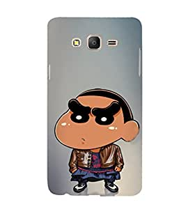 Ebby Premium Printed Back Case Cover With Full protection For Samsung Galaxy On 5 / Samsung On5 (Designer Case)