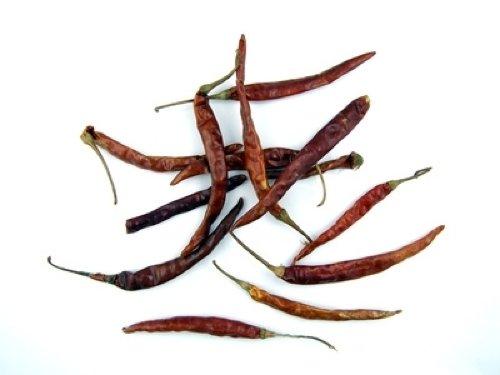Suchen : 25g Chilies - Arbol