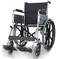 Active For All Folding Wheel Chair With Adjustable Legrest