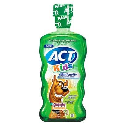 ACT Kids Scooby Doo Kiwi Watermelon 16.9 oz.