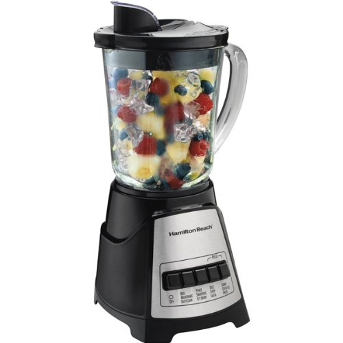 Power Elite? Blender With Easy-Pour Spout front-14952