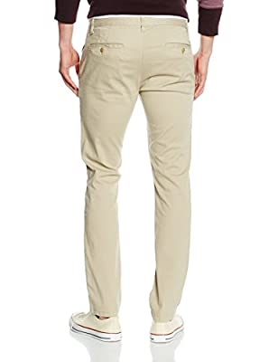 Hilfiger Denim Men's Thdm Slim Chino Ferry Bstt PD Trousers