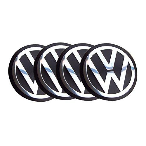 4pcs C014 56.5mm Car Styling Accessories Emblem Badge Sticker Wheel Hub Caps Centre Cover VW Volkswagen B5 B6 MK4 MK5 MK6 Golf Polo PASSAT SAGITAR Jetta CC MAGOTAN Scirocco Eos (Vw Emblem Jetta Mk6 compare prices)