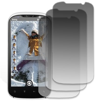 EMPIRE T-Mobile HTC Amaze 4G 3 Pack von Displayschutzfolie [EMPIRE Packaging]
