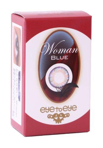 アイトゥーアイ Woman BC 8.6 ブルー ±0.00