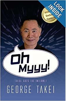 George Takei Book Cover