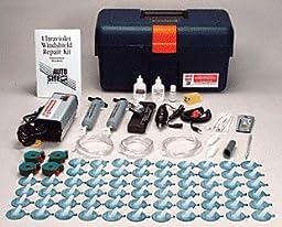 CRL Super Vac Ultra Violet Windshield Repair Kit
