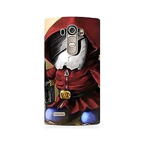 TAZindia Designer Printed Hard Back Mobile Case Cover For LG G4