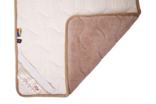 Unterbett, Naturhaarbett, Schonbezug, Auflagen, Kamelwolle, Silber, Superwash. Alle Größen Größe: 200×200 online bestellen