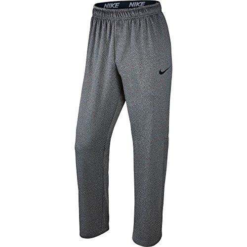 Men's Nike Therma Training Pant Carbon Heather/Black Size XX-Large