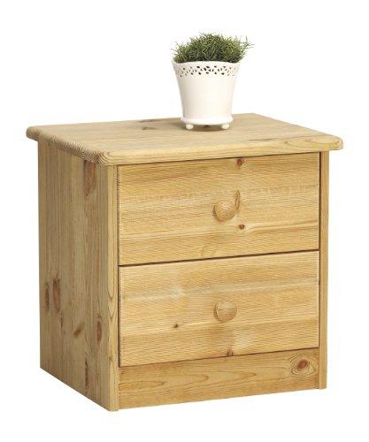 frunty m bel eins table de nuit mario en pin massif. Black Bedroom Furniture Sets. Home Design Ideas