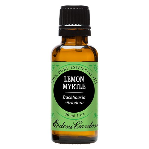 Lemon Myrtle 100% Pure Therapeutic Grade Essential Oil by Edens Garden- 30 ml