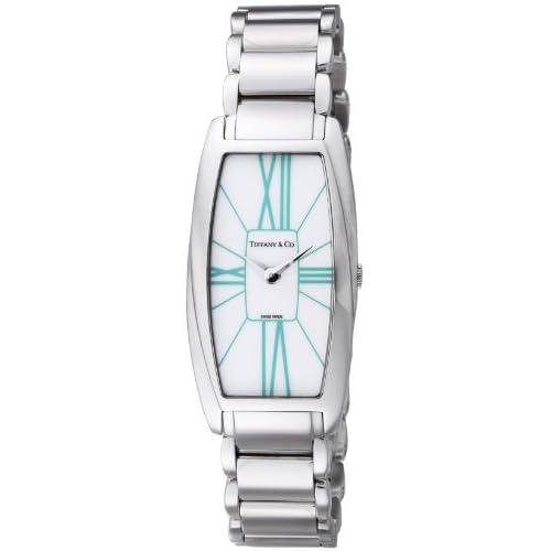 [ティファニー]Tiffany&Co. 腕時計 Gemea ホワイト文字盤 Z6401.10.10A29A00A レディース 【並行輸入品】