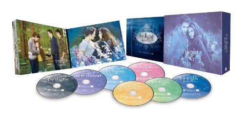 """Twilight Forever"" コンプリート・サーガ メモリアル Blu-ray BOX (数量限定生産)"