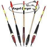 Angel Berger Waggler Sortiment 5 Stück Pose Friedfischpose