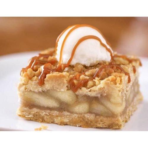 The Original Cakerie Apple Crumble Dessert Bar -- 2 per case. (Nanaimo Bars compare prices)