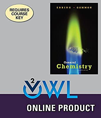 OWLv2 for Ebbing/Gammon's General Chemistry, 11th Edition