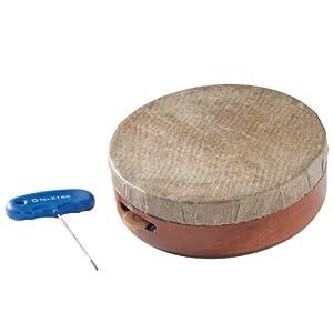amazoncom remo kanjira keytuned 7quot diameter antique