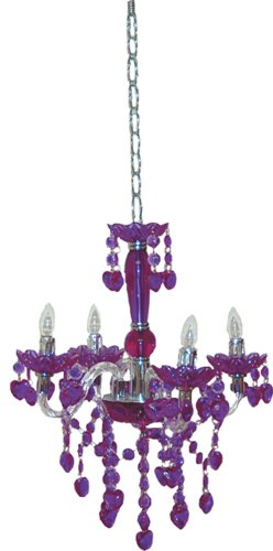 Molly 'N Me 4 Light Chandelier