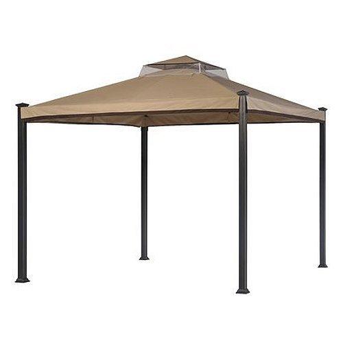 Garden Winds Everton Gazebo Replacement Canopy Riplock 350 Gazebos Patio And Furniture