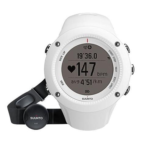 SUUNTO Montre de sport Ambit2 R avec Cardiofréquencemètre
