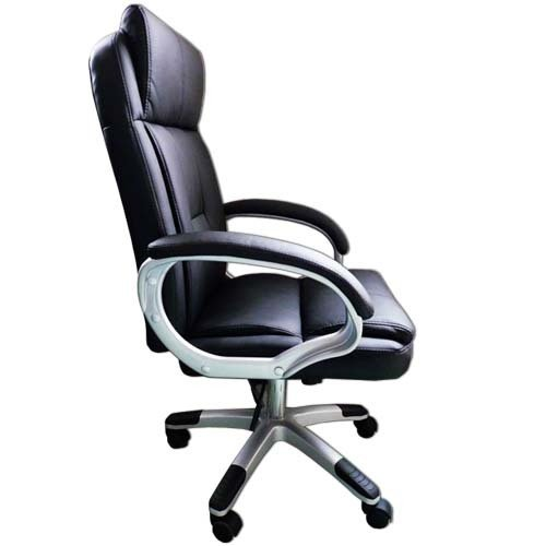 Luxury Black PU Leather Executive Office Chair In 4 Colours
