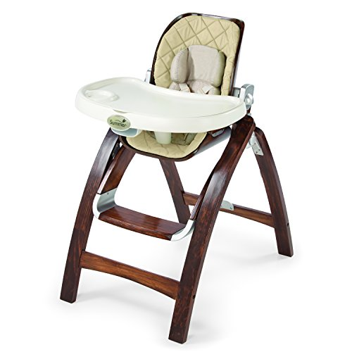 Summer Infant Bentwood Highchair, Beach Sand Beige