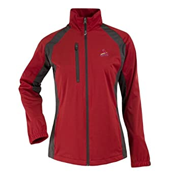 MLB St. Louis Cardinals Ladies Rendition Jacket by Antigua