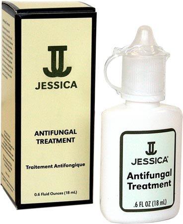 Jessica Nail Systems Antifungal Nail Treatment .6Oz