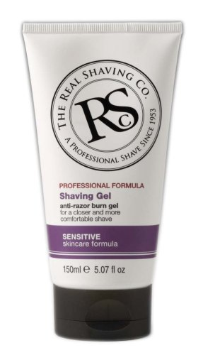 The Real Shaving Co., Professional Formula Shaving Gel, 5.07 fl. oz. (Real Shaving Company Shave Cream compare prices)