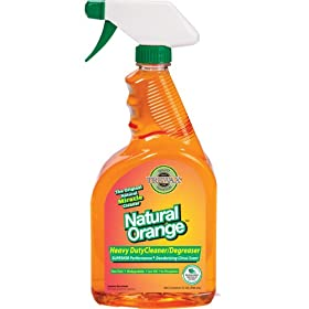 Trewax Natural Orange Heavy Duty Cleaner/Degreaser, 32-Ounce